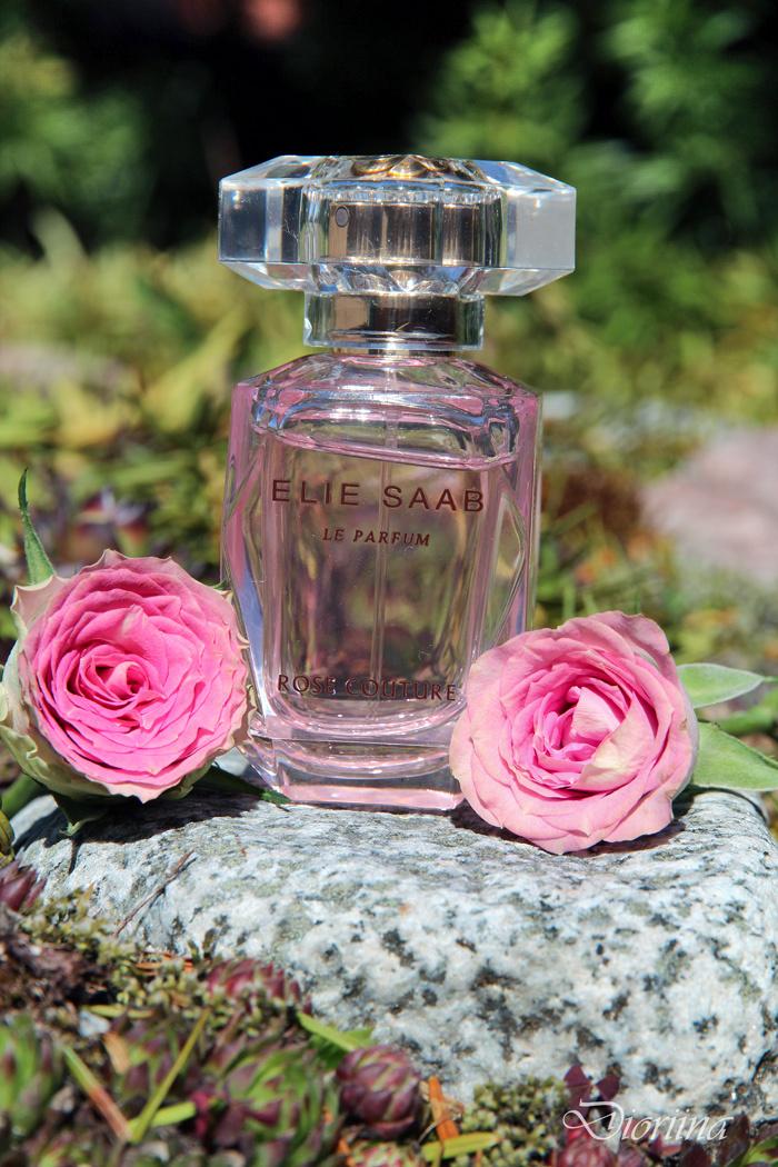rose couture, parfum, rose