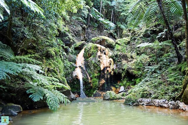 Caldeira Velha, Sao Miguel (Azores)