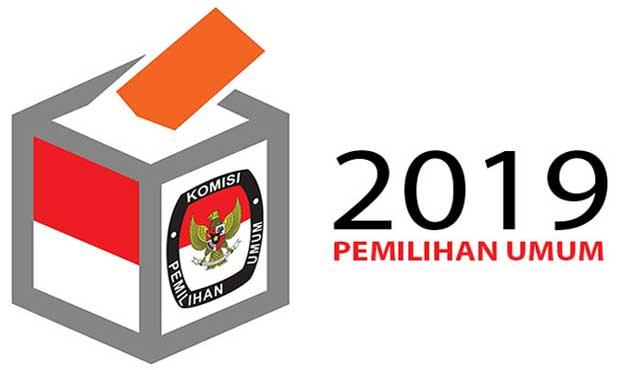 logo pemilu 2019