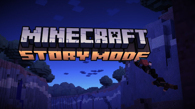Screenshot of Minecraft: Story Mode