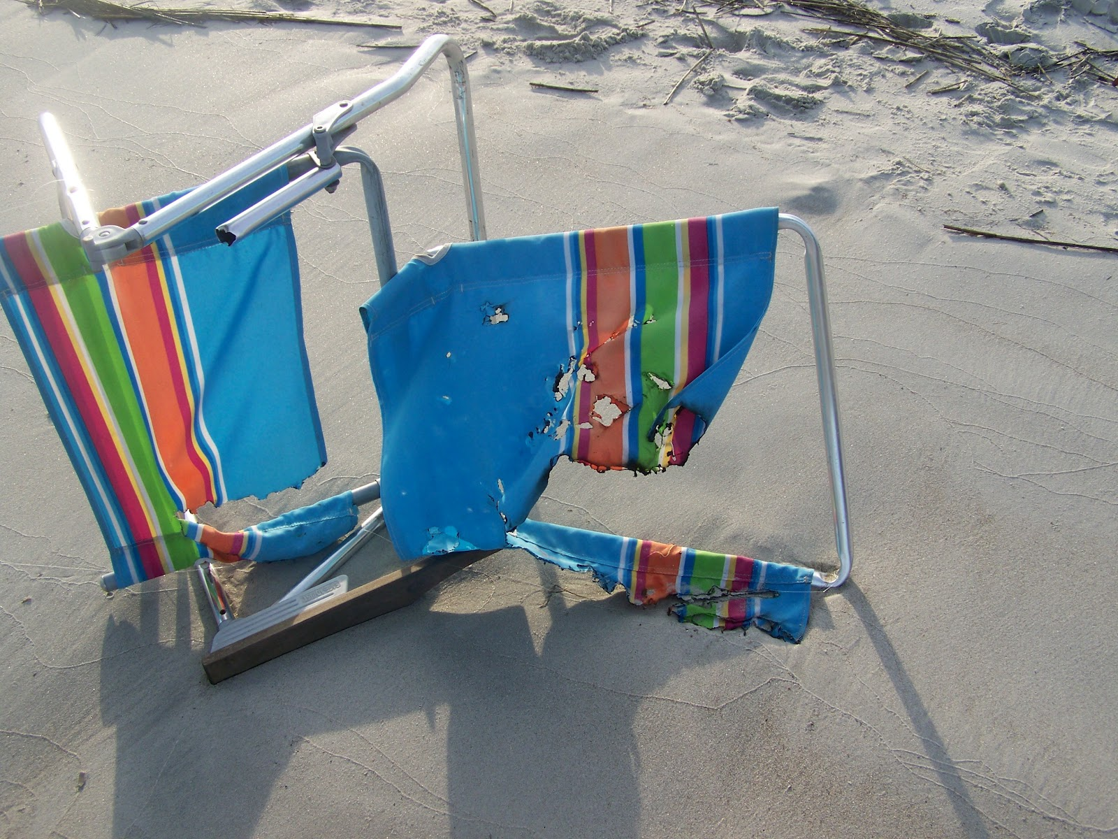 How To Fix Broken Plastic Chair Stainless Steel Chairs Designs Wrightsville Beach Keep It Clean May 2012