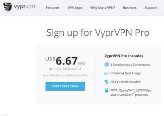 Top 10 Best VPN For You 2016- vypr vpn image