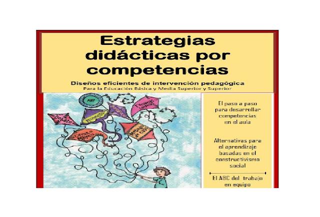 primaria,niños,estrategias,tecnicas,