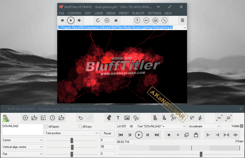 Free Download BluffTitler Ultimate Full Crack, BluffTitler Ultimate Final Full Version, BluffTitler Ultimate Plus Serial Number, BluffTitler Ultimate Activation Code, BluffTitler Ultimate Registration Code