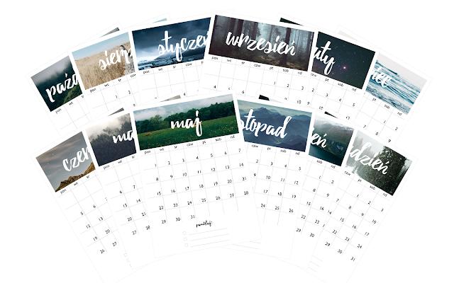 Do pobrania: Kalendarz na rok 2017 - CZYTAJ DALEJ