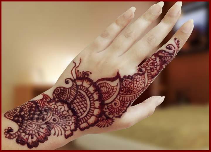Mehndi Patterns Arabic : 15 new arabic mehndi design ideas for eid bling sparkle