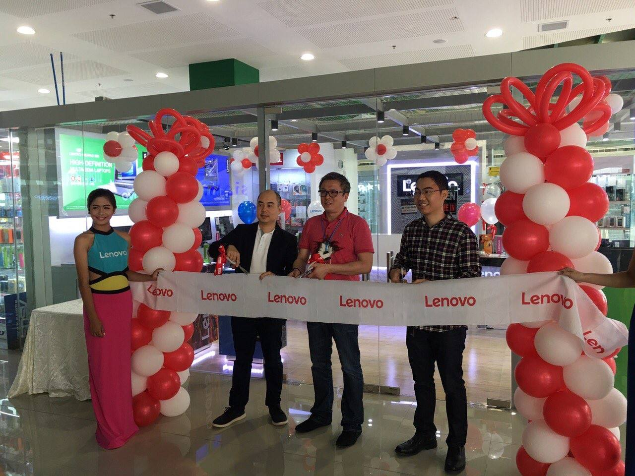 Lenovo Exclusive Store in Iloilo City