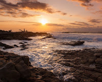 Uvongo Beach, South Africa