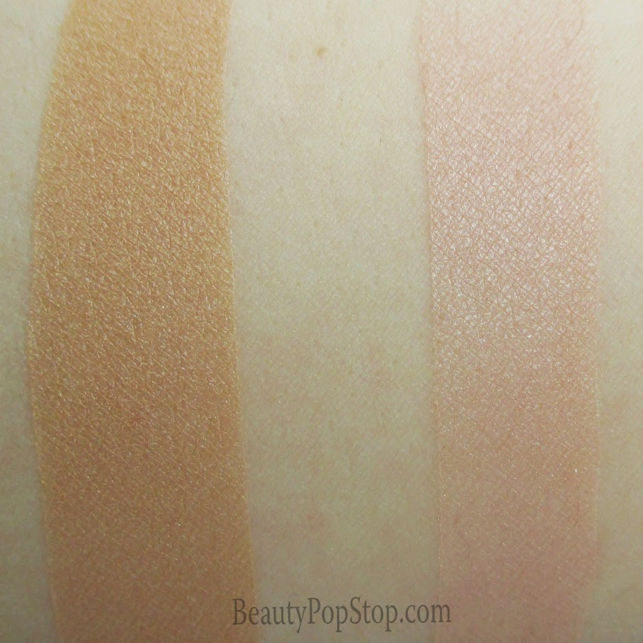 mac kelly osbourne jolly good mineral skinfinish duo swatch