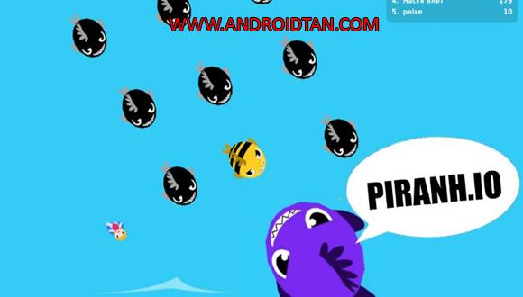 Fitur Piranh.io Mod Apk Free Download