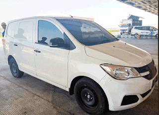 Wuling Confero 1200 cc Blind Van
