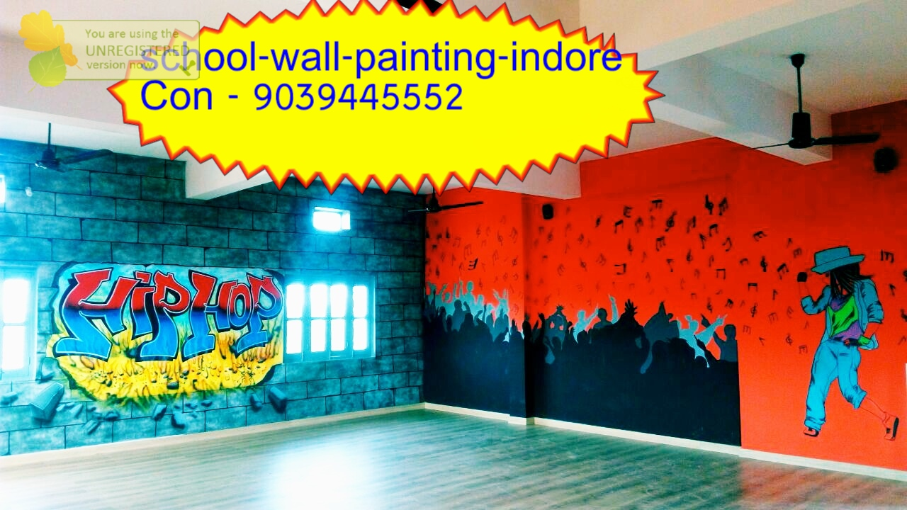 Wall Designs For Primary School Part 94