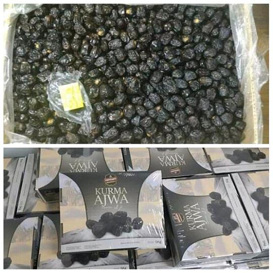 Kurma Ajwa Premium Box