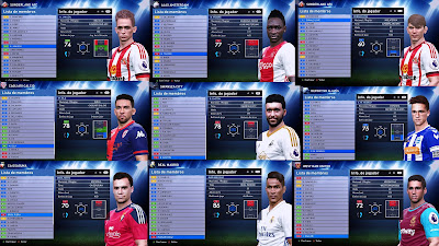 PES 2016 Unnofficial Updated OF For SMoKE Patch 8.5.1 by HarleyGnr