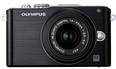 Gambar kamera Olympus E-PL3