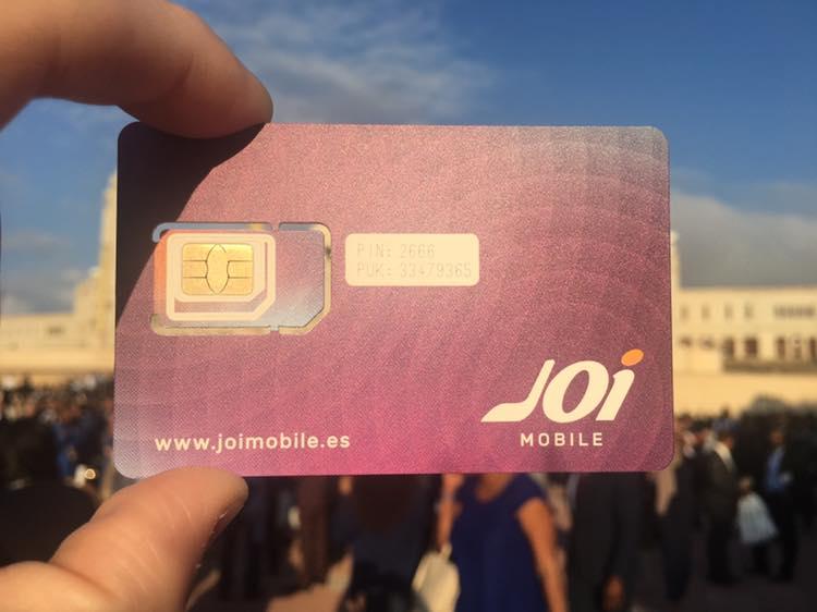 Joi Mobile llega a España