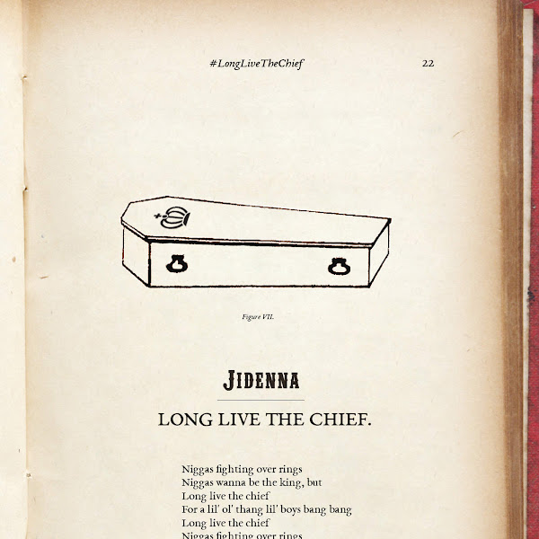 Jidenna - Long Live the Chief - Single Cover