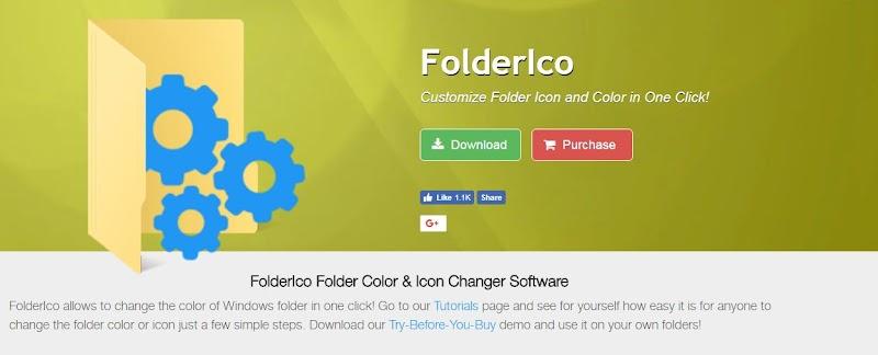কম্পিউটারের Folder গুলোকে বিভিন্ন Colour এ সাজিয়ে একটা স্টাইলিশ Look দিতে চান তবে ডাউনলোড করে নিন 19 ডলার মূল্যের পিসি সফটওয়্যার Teorex Folder Icon