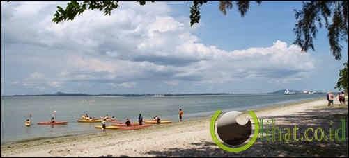 Pantai Changi, Singapura