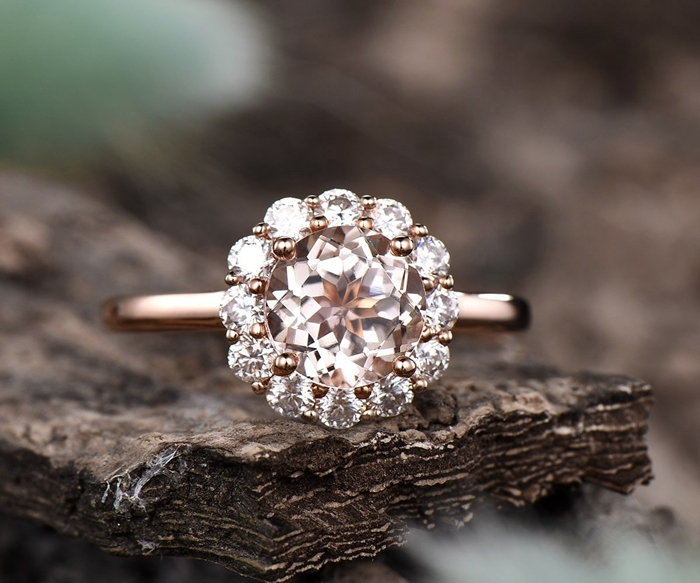 https://www.bbbgem.com/morganite-ring-rose-gold-engagement-ring-handcrafted-14k-or-18k-mothers-day-gift-roun-art-deco-halo-ring-plain-band-ring-mico-pave-ring/
