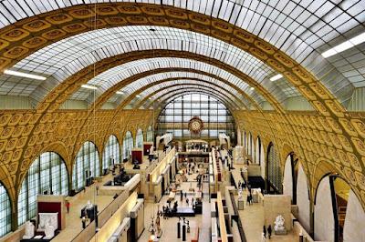 Musee d'orsay di paris
