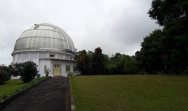 Observatorium Bosscha - Tempat Wisata di Lembang