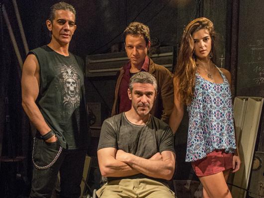 Anuncio de 'Al final del tunel' con Leonardo Sbaraglia, Pablo Echarri y Clara Lago