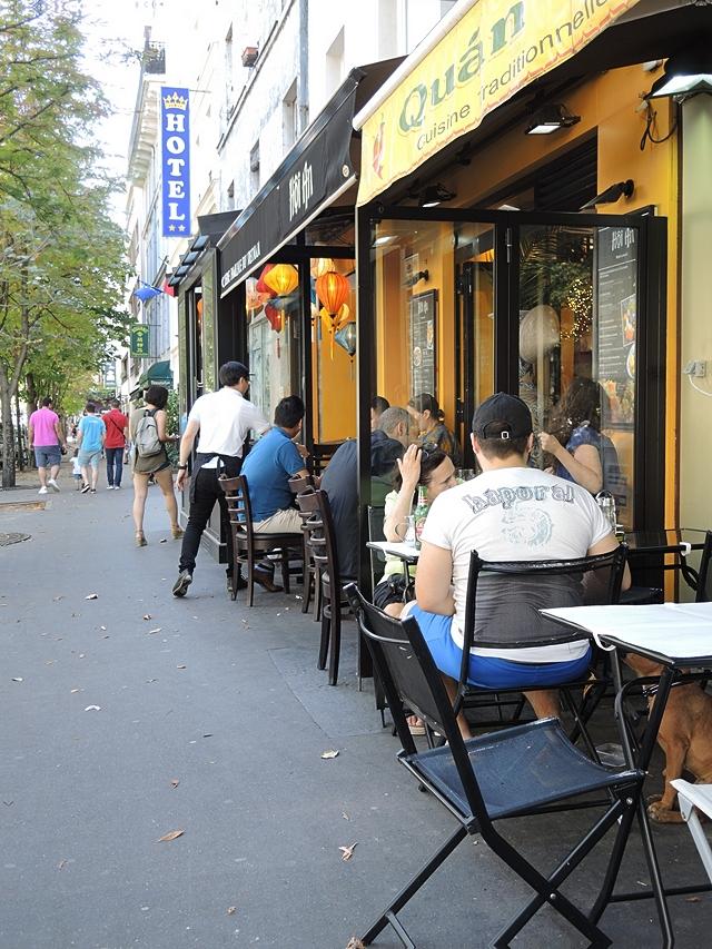 """Parijs: een namiddagje """"strollen"""" in Azië"""