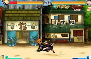 Bleach Vs Naruto 2.5 - Chơi game Naruto 2.5 4399 trên Cốc Cốc g