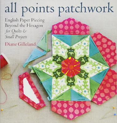All Points Patchwork a book by Diane Gilleland