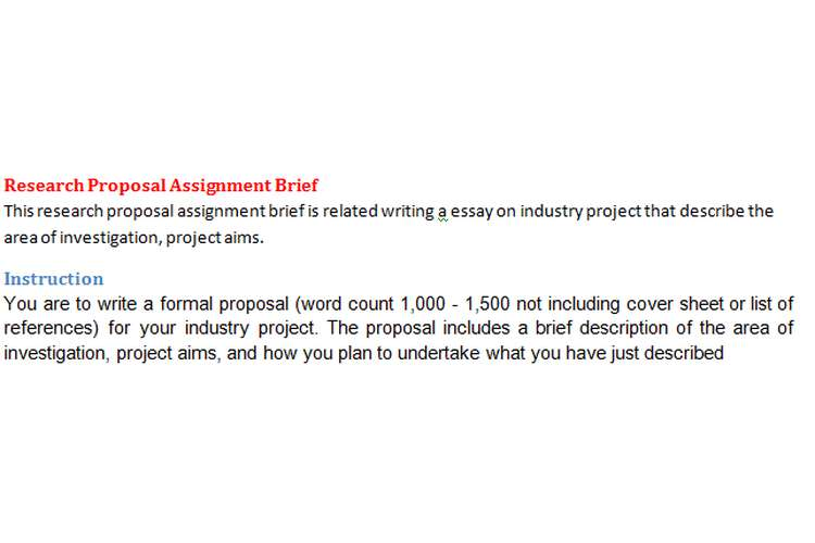 academic writing proposal Read this essay on academic writing proposal come browse our large digital warehouse of free sample essays get the knowledge you need in order to pass your classes and more.