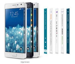 Spesifikasi | Harga Samsung Galaxy Note 4 [ EDGE]
