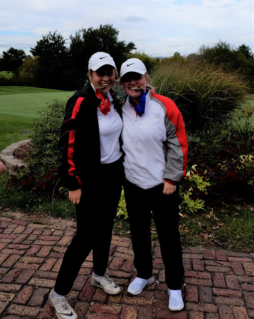 Drier and Heiden finish Mid-Illini Conference #1 and #2