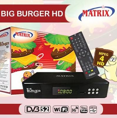 Harga Receiver/Decoder Matrix Garuda BIG BURGER HD Terbaru 2017