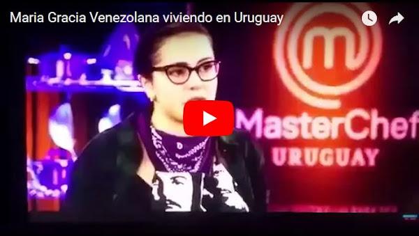Venezuela ganó MasterChef de Uruguay