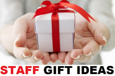 Gift Ideas For Staff