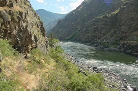 Hells Canyon (Canyon terdalam di Utara Amerika)