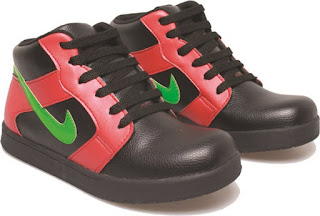 Sepatu Anak Laki-Laki Model Bertali BLG 773