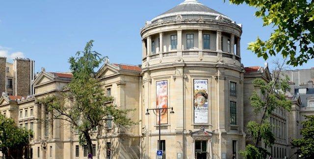 Museu de Arte Asiática Guimet em Paris