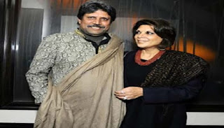 Kapil Dev Wife ROMI