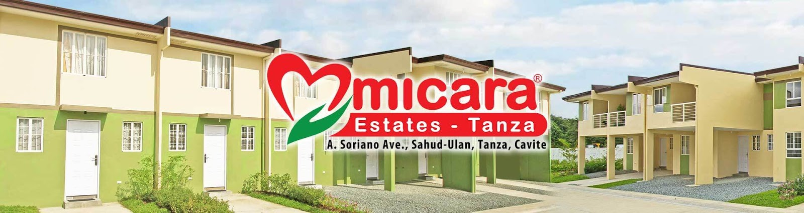 Community Overview - Micara Estates | House and Lot for Sale in the Philippines