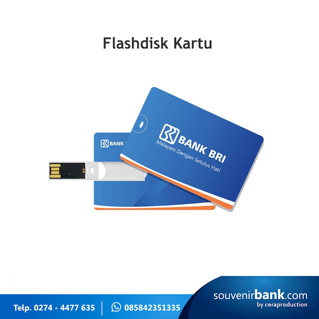 souvenir flashdisk card