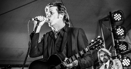 Tex Perkins, Far from Folsom,Brisbane 19-11-16 — at Boggo Road Gaol.