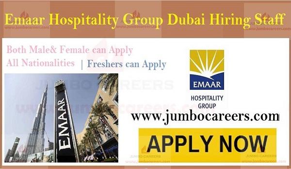 Montgomerie Dubai latest jobs, Latest job openings in UAE,