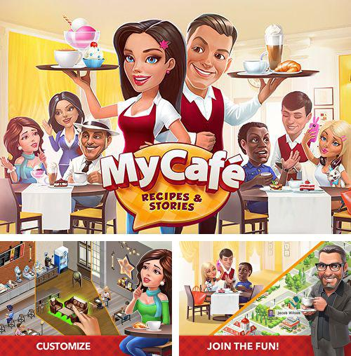 My Cafe Recipes & Stories 2