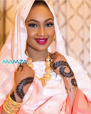Stunning make-up photos of Zahra Buhari-Indimi