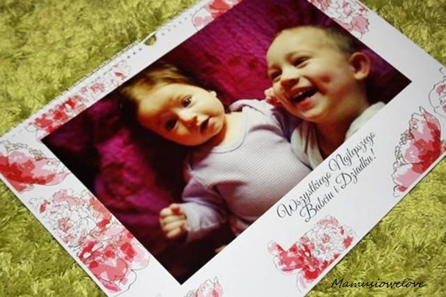 FotoKalendarz jako prezent na Dzień Babci i Dziadka - Yuupi