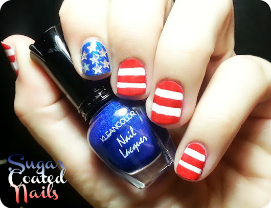 Sugar Coated Nails: Happy 4th of July