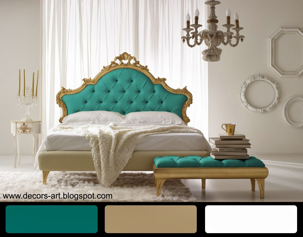 Decorating Ideas, Wall Paint, Living Rooms, Turquoise
