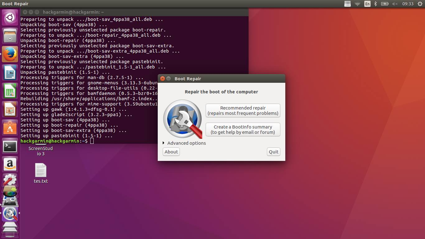 How to install program on Ubuntu: September 2016